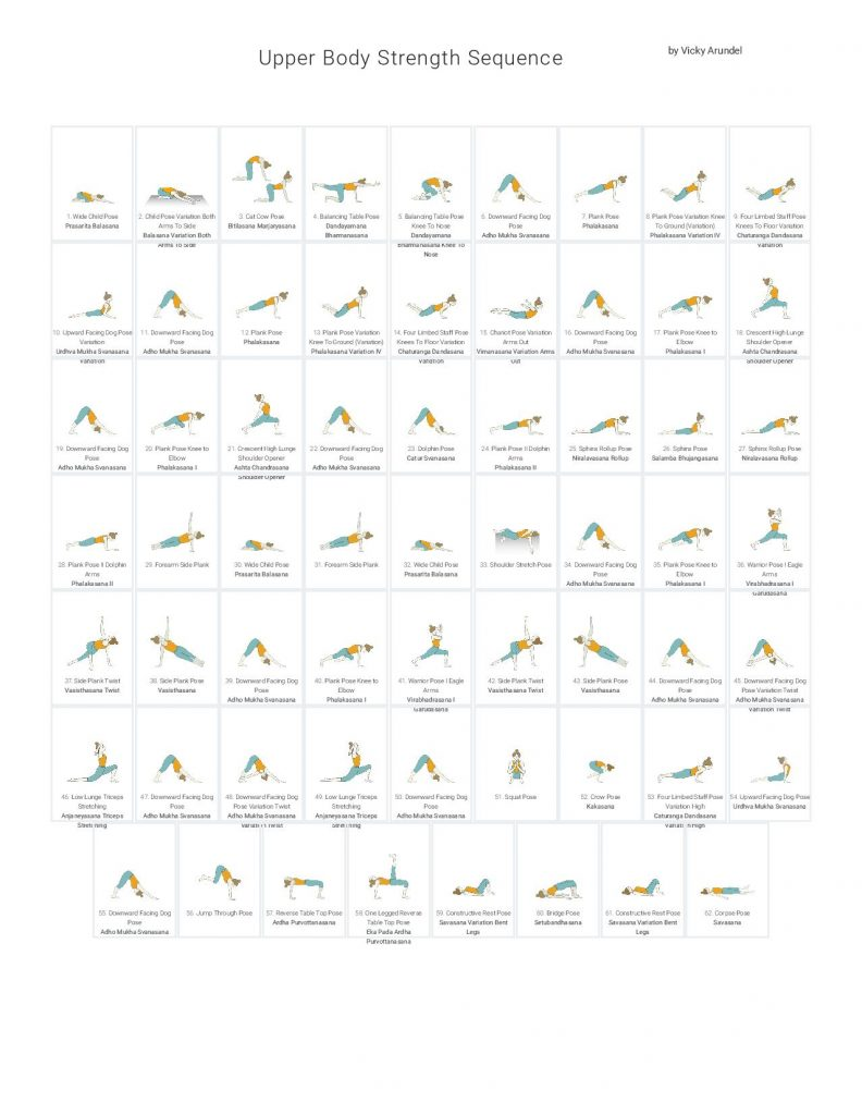 Yoga Sequence Builder